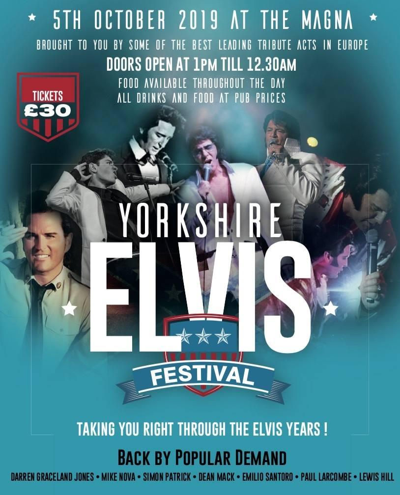 Magna Elvis Festival